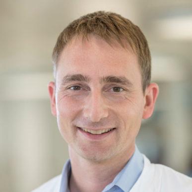 Dr. Roman Gonzenbach, Chefarzt Neurologie und Neurorehabilitation im Rehazentrum Valens,