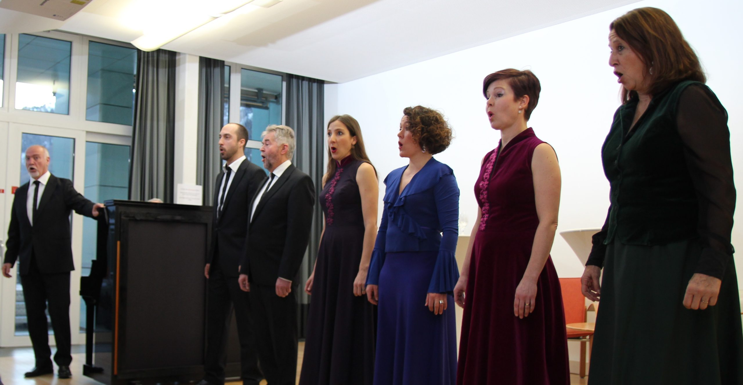 La Compagnia Rossini im Rehazentrum Valens