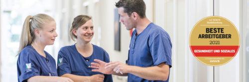 Beste Arbeitgeber 2021 Kliniken Valens